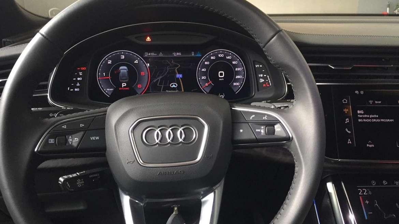 Novi Audi Q8