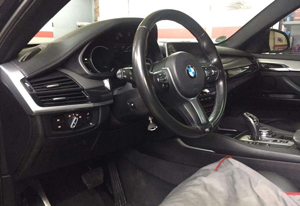 BMW X6 M 50d
