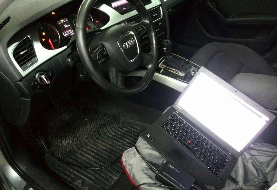 AUDI A4 2.0TDI AUTOMATIK