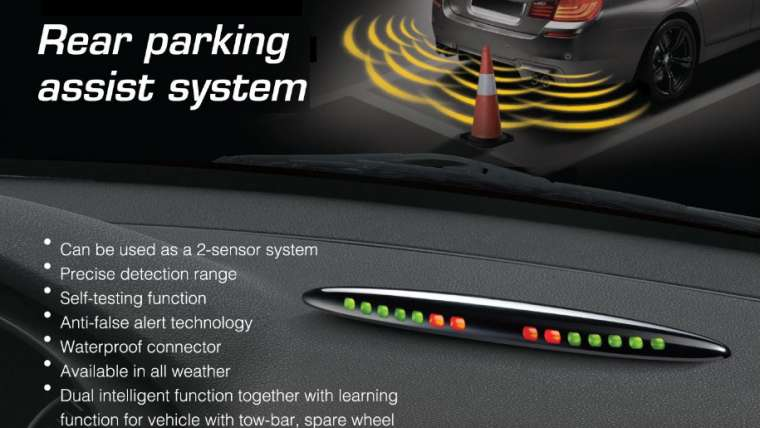 STEELMATE parking senzori