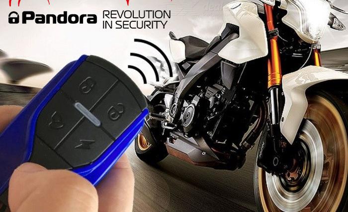 PANDORA alarmi za skutere i motore