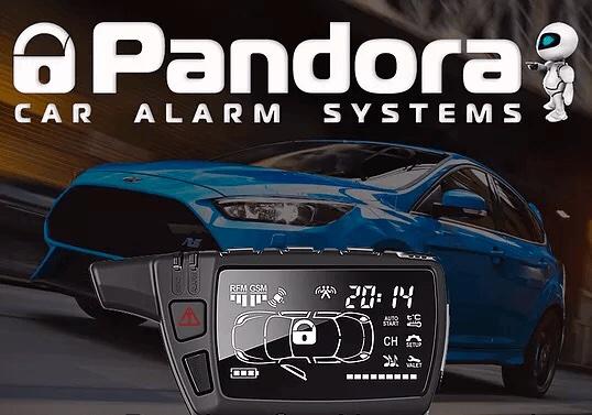 PANDORA auto alarmi