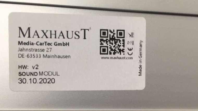 Maxhaust 35